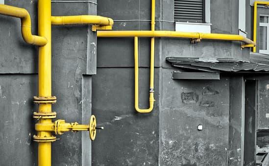 gaz21 - Монтаж газопровода